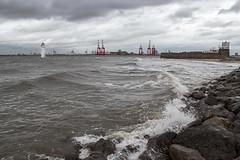 366-233 - gloomy day in New Brighton (Ruth_W) Tags: newbrighton wallasey wirral 365
