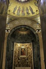Pray for Us (Lawrence OP) Tags: washingtondc nationalshrine basilica immaculateconception ourlady czestochowa