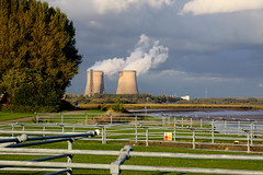 Northern England #0100 Widnes 140911 Fiddler's Ferry Power Station (Steveox55) Tags: powerstation merseyside widnes rivermersey spikeisland