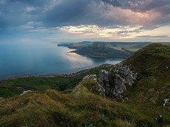 Emmetts Hill (Damian_Ward) Tags: photography damianward damianward dorset purbeck iseofpurbeck beach coast seafront sea ocean emmettshill chapmanspool worthmatravers