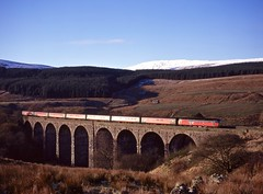 47769 DENT HEAD (Andy Wills.) Tags: 47769 resolve settle carlisle denthead viaduct 1s46