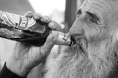 (...hac) Tags: igor herceg croatia bw samsung nx nx1000 pentax old outside beer smc 135mm manual focus 35