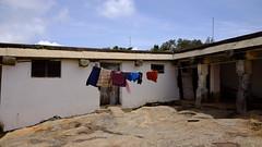 Monk's house on granite (Toudai) Tags: nandi hills 1478m bangalore monk house