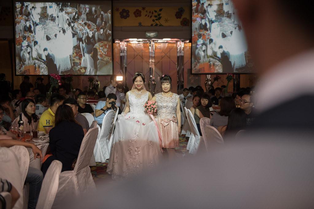 中僑花園飯店婚禮記錄雅琇與紋瑞-94