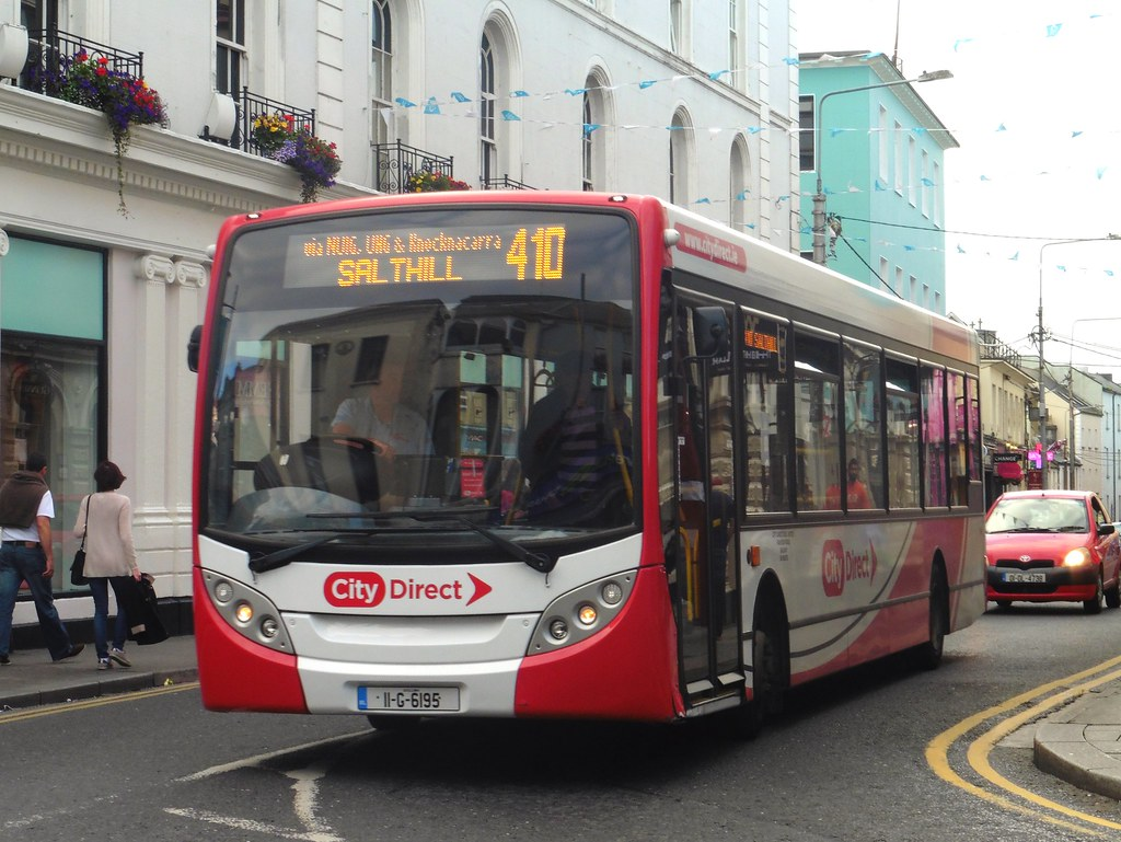 Galway 410 bus