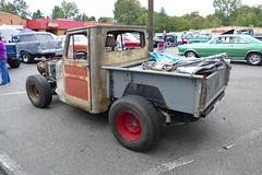 1953/59 Jeep (bballchico) Tags: 195359 jeep ratrod pickuptruck garyestes ratbastardscc ratbastardscarshow carshow willys
