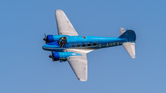 Avro Anson - Old Warden (davepickettphotographer) Tags: avroanson davepickettphotographer uk bedfordshire biggleswade airshow aircraft museum vintage avro theshuttleworthcollectionuk oldwarden collectionairshow basystems anson 19 nineteen