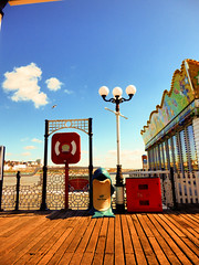 Brighton Palace Pier (photphobia) Tags: brighton eastsussex southeastengland southeast coast holiday beach sea seaside seafront oldtown oldwivestale outdoor outside brightonpalacepier pier