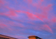 Sunrise Cloud Rainbow 001 (gallftree008) Tags: sunrise suburb cloud county codublin clouds cloudsstormssunsetssunrises cloudbase red rainbow sky nature naturesbeauties naturescreations dublin ireland eire autumn