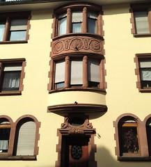 Sulzbach (micky the pixel) Tags: sulzbach gebude building hausfassade fenster window erker tr door saarland deutschland germany