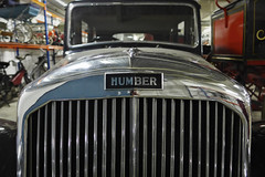 GMRC Humber (route9autos.co.uk) Tags: glasgow museum resource centre gmrc transport truck trams train model ship hull treasure albion caledonian railway display historic scotland nitshill collection
