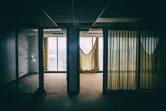Is There Anyplace to Watch Mad Men Around Here? (Thomas Hawk) Tags: america centralnationalbank centralnationalbankbuilding centralsquare houston oldcentralbankbuilding texas usa unitedstates unitedstatesofamerica abandoned fav10 fav25
