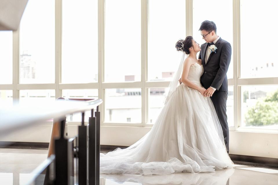 台南婚攝 情定婚宴城堡永康館 婚禮紀錄 C & V 139