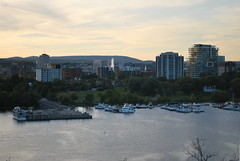 Nepean Point (Marcanadian) Tags: nepean point lookout view river gatineau hull quebec ottawa canada ontario capital 2016 building architecture