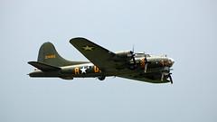 G-BEDF - Boeing B-17G Flying Fortress - BQH (Sen Noel O'Connell) Tags: gbedf boeingb17gflyingfortress bqh b17 sallyb 124485 dfa