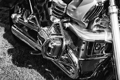 North West Vintage Rally (Ollie Smith Photography) Tags: vintage rally northwest halton cheshire widnes nikon d7200 lightroom 50mm 18d classicbikes motorbike monochrome blackwhite bikeengine