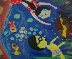 Exposition de Dessins d'Enfant / Exposion of children's drawing / Parc Dam Sen Parck / Saigon / Ho Chi Minh City / Ho Chi Minh Ville / vietnam / Art brut / Art Premier / Art Naïf / Street Art / Naive art / Primitive art / Art Innocent / Art Moderne / Art (tamycoladelyves) Tags: people streetart de vietnamese picture musée peinture vietnam exposition artbrut em tre saigon hochiminhcity parc lam napalm naiveart hoa agentorange indochine hochiminh nurseryschool vietnamwar 2014 graphitis buc reunification exposion parck childrensdrawing francophonie artnaïf primitiveart nhung trien vietnamien vietnamienne damsen hochiminhville douanierrousseau artpremier asiedusudest griboullis dessinsdenfant sudvietnam ecolematernelle guerredindochine thongnhatdatnuoc guerreduvietnam muséeenherbe présencefrançaise dôimoi carnetdevoyagevietnam vietnamjourneydiary vietnamtravelbook artprilitif artinnocent