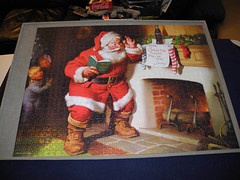 A Gift for Santa (koreaexpatriot) Tags: jigsawpuzzles
