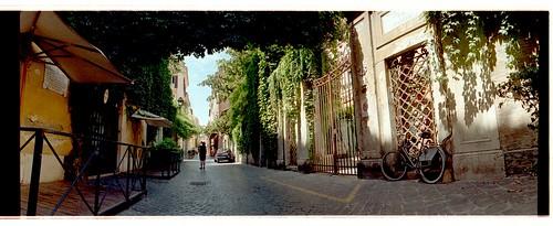 A Rome Street