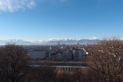 Lungo Dora (vanillapanda77) Tags: city winter mountain alps river torino fiume dora mole inverno turin alpi montagna citta lungo