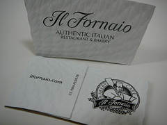 Il Fornaio AUTHENTIC ITALIAN (Majiscup - ) Tags: il fornaio san francisco sleeve airport authentic italian international