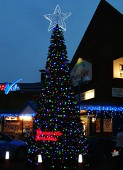 Oh! Christmas Tree ..... (Cathlon) Tags: christmas tree night lights shops kersfees tmsh geseende merryflickmas 1212sh15