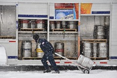 The Delivery of Cold Beer (ricko) Tags: deleteme5 deleteme8 snow man deleteme deleteme2 deleteme3 deleteme4 deleteme6 deleteme9 deleteme7 beer truck cool colorado saveme4 saveme5 saveme6 saveme saveme2 deleteme10 uncool pulling kegs bluemoon distributor palmerlake cool2 cool5 cool3 cool6 cool4 savveme3 cool7 uncool2 cool8 uncool3 iceboxcool