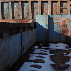 Ferro 2 (fazzyuk) Tags: truck rust iron factory tipper rusty dump sigma crop recycling pero dp2