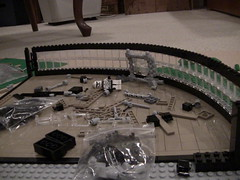 Yavin IV WIP Pictures (LMM98) Tags: river star lego battle wars clone epic base droid moc yavin4wip4