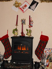 Stockings waiting to be filled ( Jimmy MacDonald ) Tags: