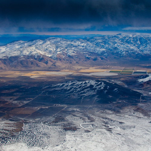 Aerial Nevada III