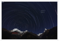 #1. Lets go for a spin... (PhotoPixel) Tags: nightphotography nepal stars nightscape spin moonlight startrails polaris chhomrong annapurnasanctuarytrek annapurnasouth annapurnabasecamptrek hiunchuli machapuchare gandarbhachuli