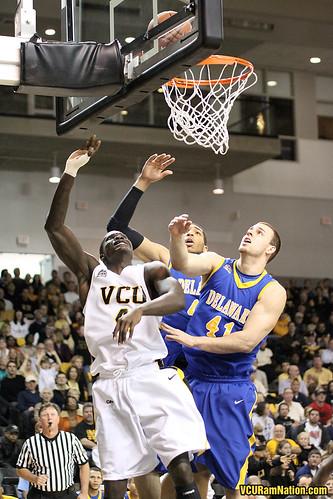 VCU vs. Delaware