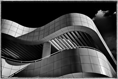 """J. Paul Getty Museum 1 (James A. Crawford - ♪♫♪""""Crawf""""♪♫♪) Tags: california wallpaper sky blackandwhite bw usa black art texture museum architecture clouds photoshop canon photography eos j blackwhite losangeles arch ngc creative calif textures cal getty pro forms form brentwood richardmeier gettycenter canoneos unforgettable blackdiamond digitalphotography edges jpaulgetty jpaulgettymuseum blueribbonwinner vividimagination creativephotography paulgettymuseum justimagine cs5 efex abigfave jpaul niksoftware creativedigitalphotography flickraward theunforgettablepictures creativepostprocessing newacademy artlegacy expessionism gününeniyisithebestofday anawesomedetail blackdiamondpremier silverefexpro flickraward5 flickrawardgallery extraordinarilyimpressive ruby10 imageborders magicmomentsinyourlifelevel1"""