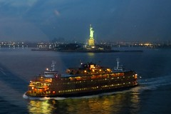Sailing out of New York (20 of 20) (Daniel Greene) Tags: travel cruise vacation ship outdoor statueofliberty