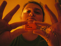 But not really (are you crackers?!) (DavidCooperOrton) Tags: 2012 bahhumbug week52 michaelorton weekofdecember23 522012 52weeksthe2012edition chloetuck