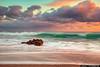 Wave-Breaking-along-Shore-at-Coral-Cove-Park (Captain Kimo) Tags: beach florida highdynamicrange photomatixpro tonemapping hdrphotography singleexposurehdr coralcovepark topazplugins captainkimo