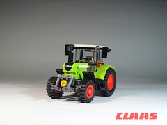 claas_arion.001 (Thietmaier) Tags: disco lego mower contour arion claas tracto