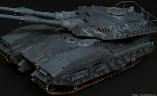 M61A5 Semovente - FIN 5 by Judson Weinsheimer