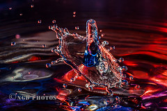 Water drop crash (Nigel Dell) Tags: winter waterdrops ngdphotos