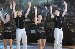 Meryl Davis, Charlie White, Maia Shibutani and Alex Shibutani