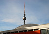 Berlin Kongresshalle 1964 und Fernsehturm 1969 (Wolfsraum) Tags: berlin kongresshalle henselmann alexandeplatz