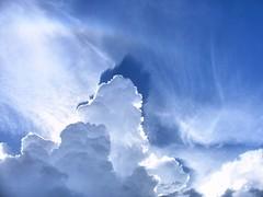 Wolkenlandschaft (michaelmeiser) Tags: wolken saarlouis pseudohdr saaraltarm wolkenlandschaft hyperrealismus