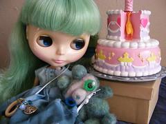 Wubba Loves Cake