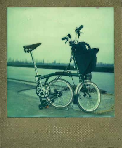 Foldin bike/folding camera