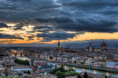 Florence Sunset (4) (1982Chris911 (Thank you 1.250.000 Times)) Tags: italien italy florence unesco tuscany firenze pittipalace uffizi renaissance medici pontevecchio florenz fiorenza palazzovecchio palazzopitti piazzalemichelangelo medicichapel tuscancity unescoworldheritagelist florencesunset canoneos5dmarkiii eos5dmarkiii 5dmark3 canoneos5dmark3 canon5dmark3 eos5dmark3 eos5dmkiii
