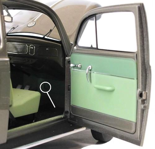 AutoArt VW Oval 1955 (9)