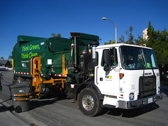IMG_5919 (trashman242) Tags: auto california trash garbage natural side gas management oceanside waste refuse recycle loader tri recycling load cng automated compressed asl acx axle autocar labrie automizer