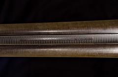 "1888 Parker Bros ""O"" Grade Hammer Gun (SmithShady) Tags: hammer 12gauge 1888 sb800 sxs doublebarrelshotgun nikoncls ograde fujis5pro 1frame hammergun sb910 parkerguncollectorsassociation fishtailtoplever"