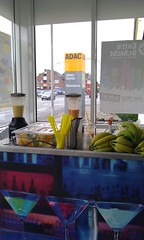 "Smoothie Catering beim ADAC • <a style=""font-size:0.8em;"" href=""http://www.flickr.com/photos/69233503@N08/8447765322/"" target=""_blank"">View on Flickr</a>"
